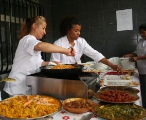 Labor del ayudante de cocina recetas de cocina for Ayudante cocina