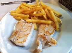 Sallent de Gállego | Restaurante Hotel Balaitus | Merluza con patatas