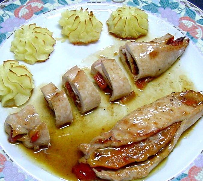 Cena para nochevieja recetas de cocina for Como cocinar pechuga de pavo