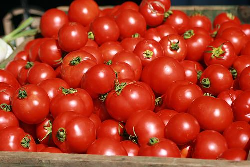 Firey Tomatoes