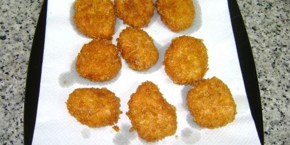 Nuggets Caseros