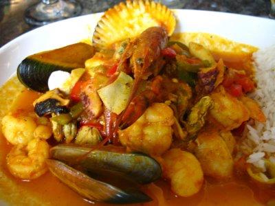 Cazuela de mariscos recetas de cocina for Cocinar zarzuela