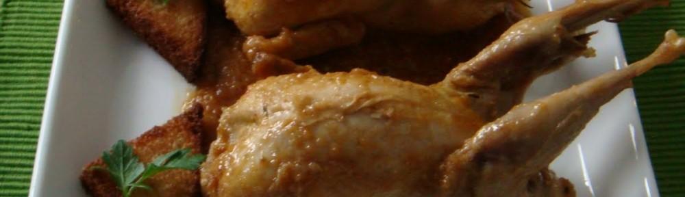 Perdiz con col recetas de cocina - Como cocinar perdices ...