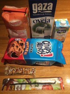 ingredientes helado de vainilla